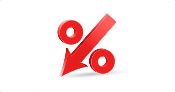 הריבית לחודש ספטמבר 2016 ללא שינוי ברמה של 0.1%
